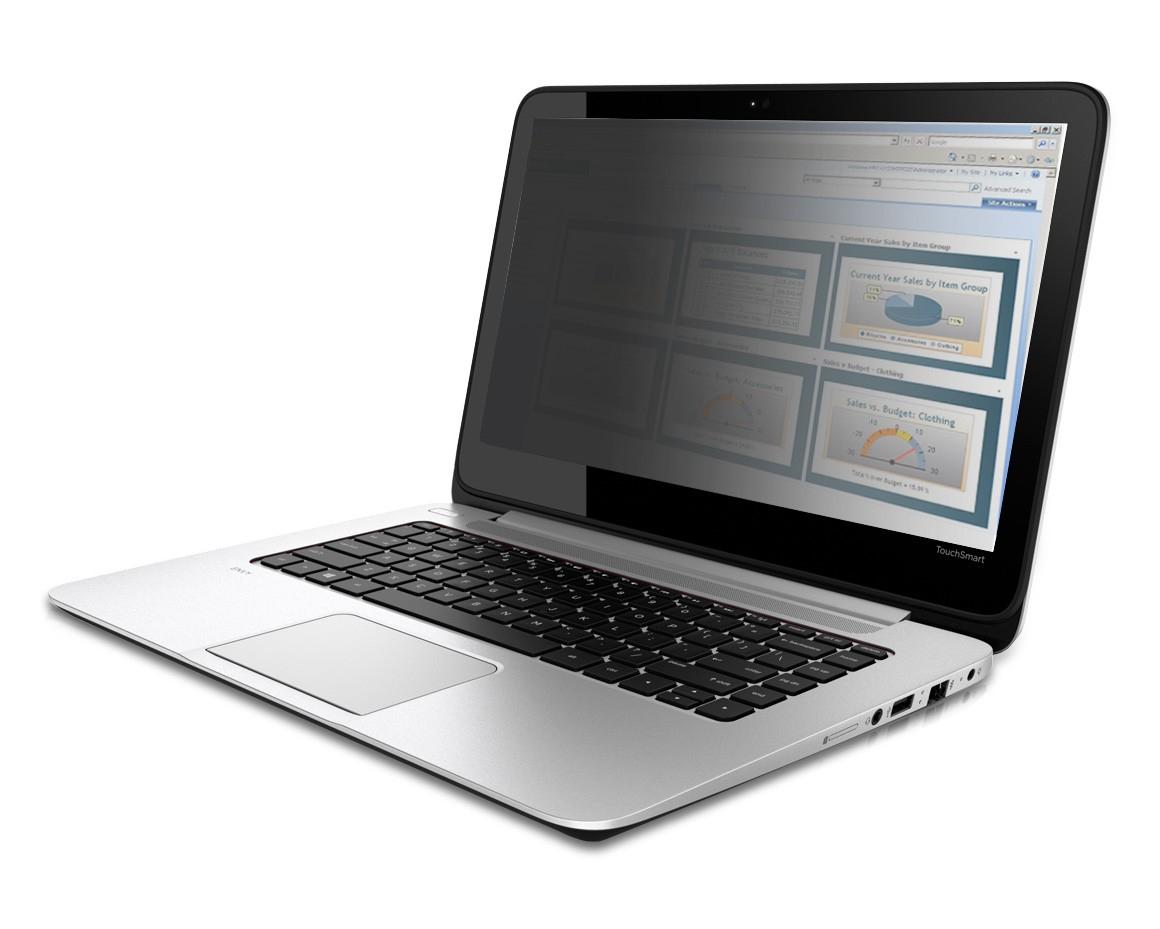 """V7 13.3"""" Filtro de privacidad para portátil - Relación de aspecto 16:9"""