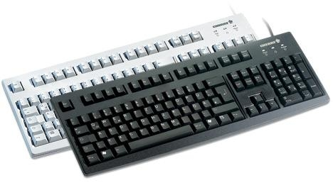 CHERRY Comfort USB, black, FR keyboard