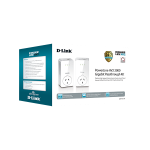 D-LINK PowerLine AV2 2000 Gigabit Passthrough Kit