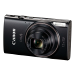 "Canon IXUS 285 HS Compact camera 20.2 MP CMOS 5184 x 3888 pixels 1/2.3"" Black"