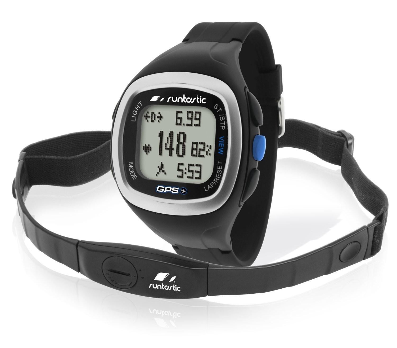 runtastic RUNGPS1 Black sport watch