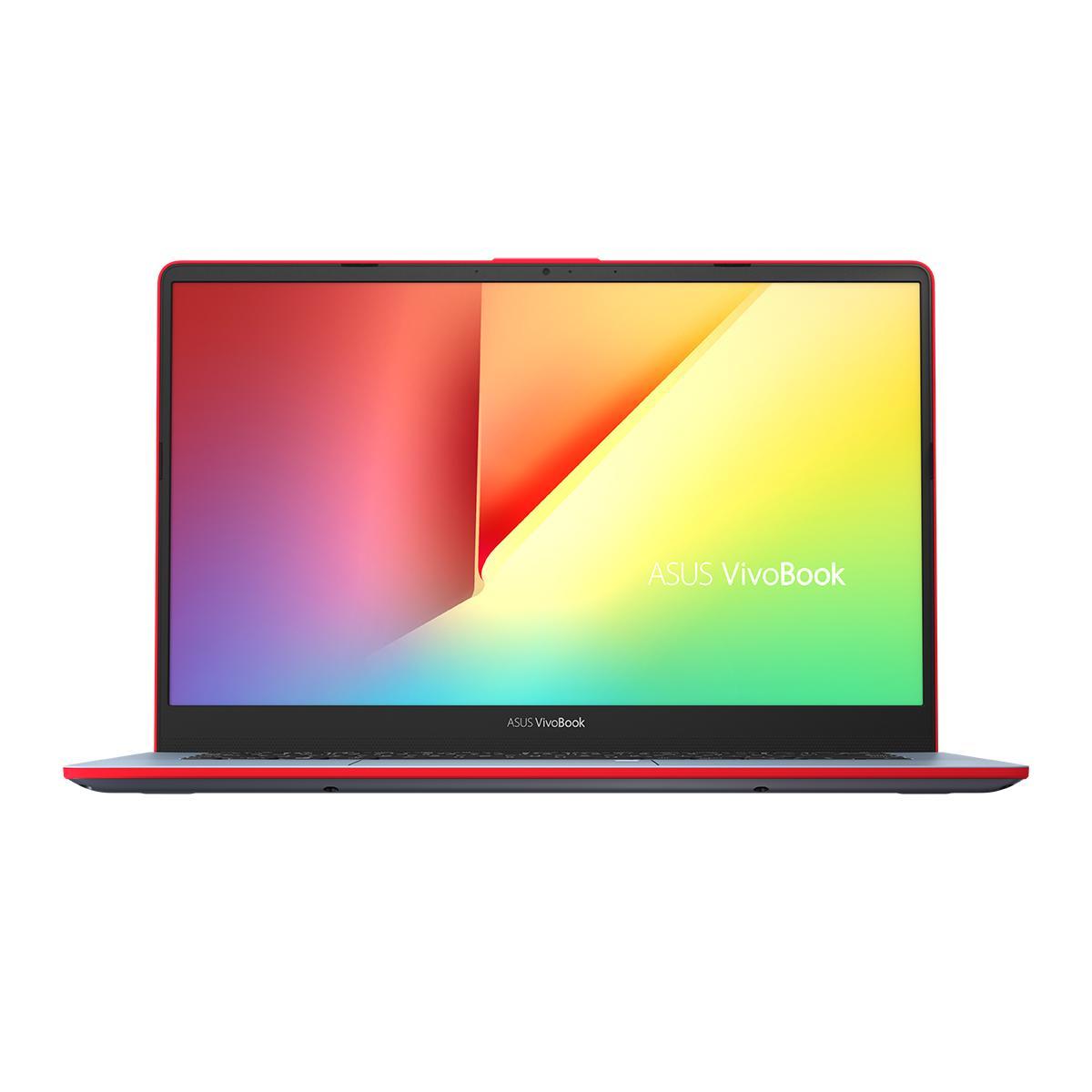 "ASUS VivoBook S15 S530FN-EJ090T Grijs, Rood Notebook 39,6 cm (15.6"") 1920 x 1080 Pixels Intel® 8ste generatie Core™ i5 8 GB DDR4-SDRAM 256 GB SSD Windows 10"