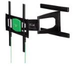 "Hama 00108749 56"" Black flat panel wall mount"