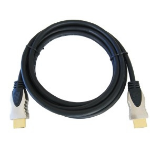 Cables Direct , 5m HDMI cable HDMI Type A (Standard) Black