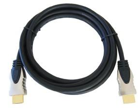 Cable Hdmi A Male - A Male 5m
