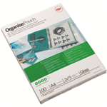 GBC Organise Laminating Pouches 2x75 Micron Gloss A4+ (100)