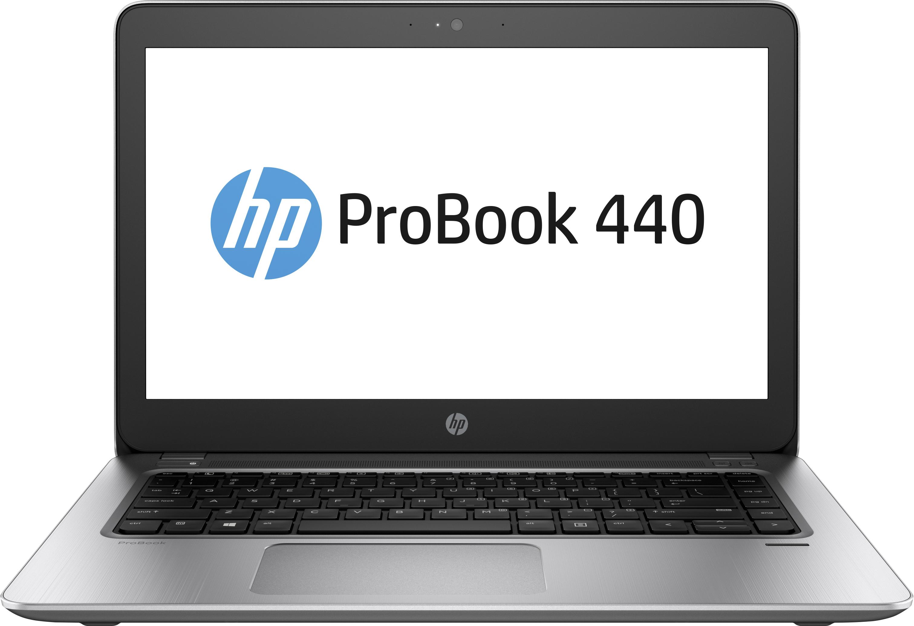 """HP ProBook 440 G4 2.5GHz i5-7200U 14"""" 1366 x 768pixels Silver"""
