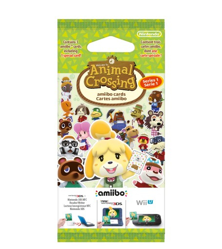 Nintendo ANIMAL CROSSING SERIE 2