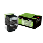Lexmark 70C0X40 (700X4) Toner yellow, 4K pages