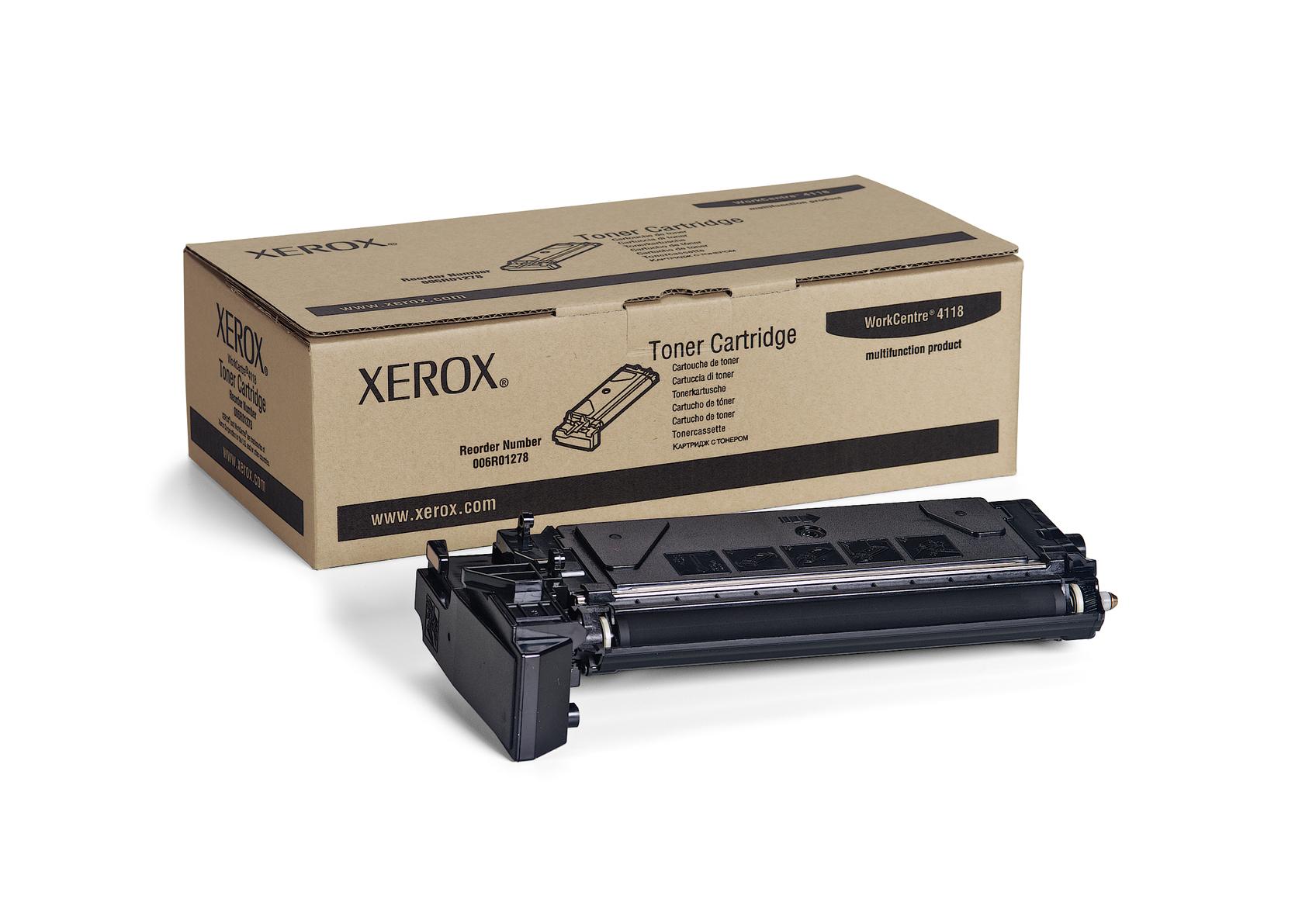 Xerox Cartucho De Tóner 8K