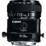 Canon TS-E 90mm f/2.8 Black