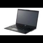 """Fujitsu LIFEBOOK U9310 Notebook 33.8 cm (13.3"""") 1920 x 1080 pixels 10th gen Intel® Core™ i7 16 GB LPDDR3-SDRAM 512 GB SSD Wi-Fi 6 (802.11ax) Windows 10 Pro Red"""