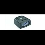 Zebra DS457-DP20004ZZWW barcode reader Fixed bar code reader 1D/2D Laser Black