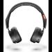 Plantronics BackBeat FIT 505 auriculares para móvil Binaural Diadema Negro
