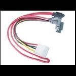 Microconnect SATA 15+7pin/4+7pin 0.34 m