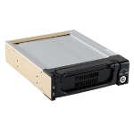 "Fantec SNT-135SATA-1 3.5"" SATA HDD Mobile Rack Black"
