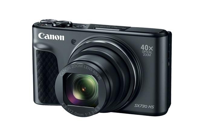"Canon PowerShot SX730 HS Cámara compacta 20,3 MP CMOS 5184 x 3888 Pixeles 1/2.3"" Negro"