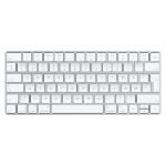 Apple Magic keyboard Bluetooth Danish White