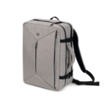 Dicota Dual Plus EDGE notebook case Backpack Grey