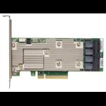 Lenovo RAID 930-16i RAID controller PCI Express x8 3.0 12000 Gbit/s