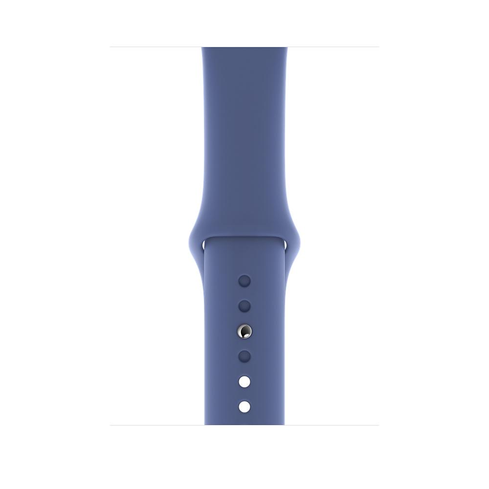 Apple MXWR2ZM/A smartwatch accessory Band Blue Fluoroelastomer