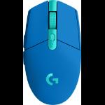 Logitech G G305 mouse RF Wireless Optical 12000 DPI Right-hand
