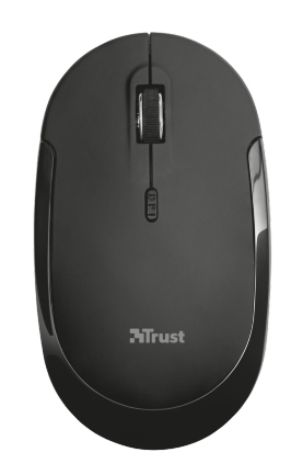 Trust 21833 mouse RF Wireless Optical 1600 DPI Ambidextrous