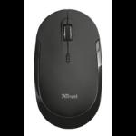 Trust 21833 mice RF Wireless Optical 1600 DPI Ambidextrous Black