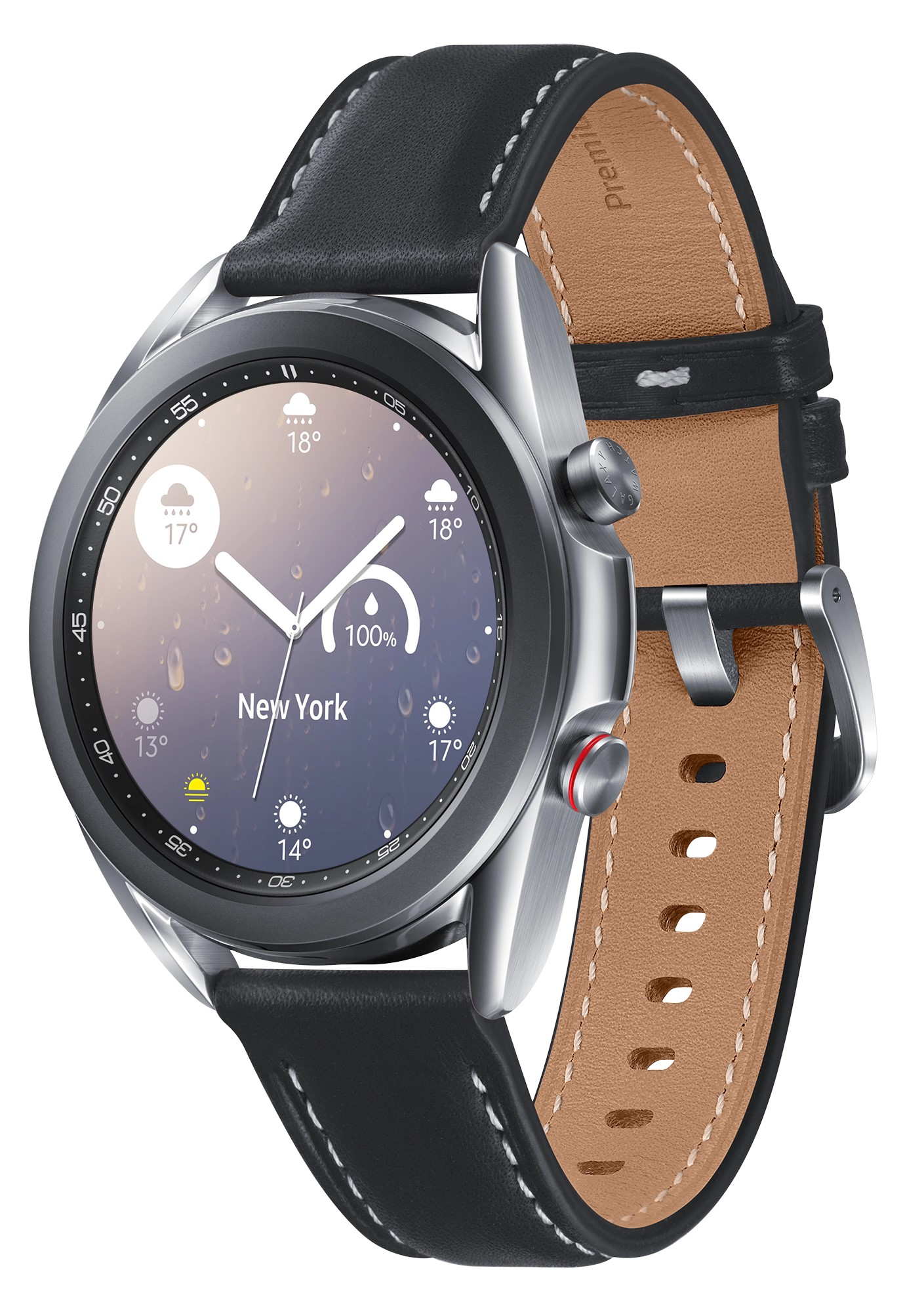 Samsung Galaxy Watch3 smartwatch
