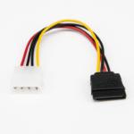 Rocstor Y10C214-B1 SATA cable Black