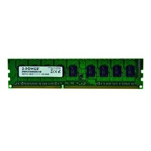 2-Power 4GB DDR3 1600MHz ECC + TS DIMM 4GB DDR3 1600MHz ECC memory module