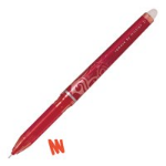 Pilot FriXion Point Erasable 0.5mm Red PK12