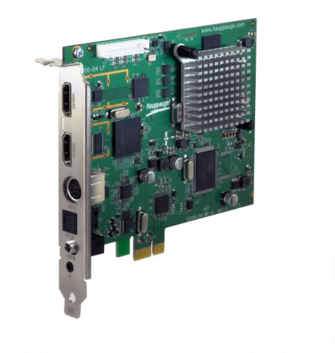 Hauppauge Colossus 2 Internal PCIe video capturing device