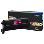 Lexmark C9202MH Toner magenta, 14K pages @ 5% coverage