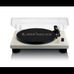 Lenco LS-50 Belt-drive audio turntable Grey