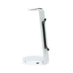 mBeat 'ZACK' Aluminium Headphone Stand with 3.0 Hub and Audio - 4xUSB 3.0,1x 3.5mm Audio Jack & Mic/Data T