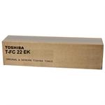 Toshiba 66067047 (T-FC 22 EK) Toner black, 8.5K pages @ 6% coverage