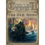 Paradox Interactive Crusader Kings II: The Old Gods, PC/MAC/Linux Video Game Downloadable Content (DLC) PC/Mac English
