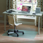FLOORTEX CHAIRMAT RECYCLED HARD FLOOR 90 X 120CM