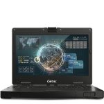 "Getac S410 Zwart Notebook 35,6 cm (14"") Zesde generatie Intel® Core™ i5 i5-6300U 4 GB DDR4-SDRAM 512 GB SSD"