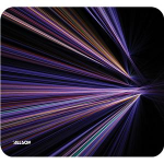 Allsop 30600 Black, Blue mouse pad