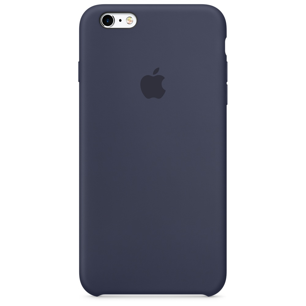 Apple iPhone 6s Plus Silicone Case - Midnight Blue