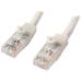 StarTech.com N6PATC10MWH cable de red 10 m Cat6 U/UTP (UTP) Blanco