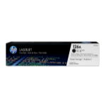 HP 126A Origineel Zwart 2 stuk(s)