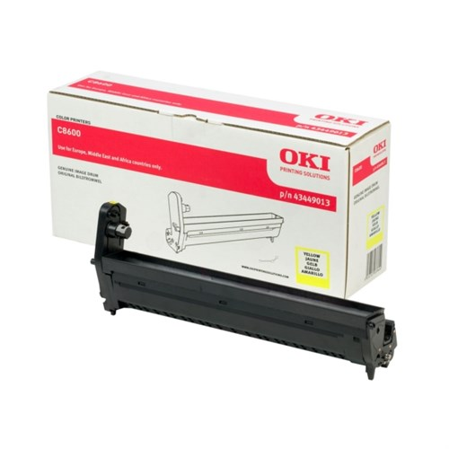 OKI 43449013 Drum kit, 20K pages @ 5% coverage