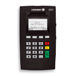 Cherry ST-1503 USB Black card reader