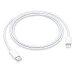 Apple MX0K2ZM/A lightning cable 1 m White