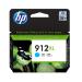 HP 912XL cartucho de tinta 1 pieza(s) Original Alto rendimiento (XL) Cian