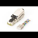 ASSMANN Electronic DN-93631 RJ-45 Zilver kabel-connector