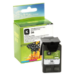 Refill HP 56 Black Ink Cartridge